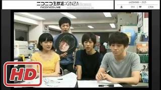 キャラメルボックスニコニコ生放送 2014/07/11.