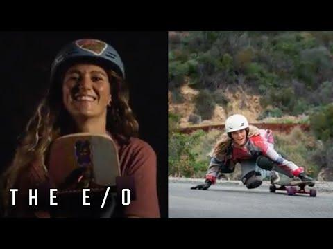 Downhill Skater & Adrenaline Seeker Amanda Main | The E/O