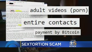 ConsumerWatch: New Phishing Scam Involves 'Sextortion'