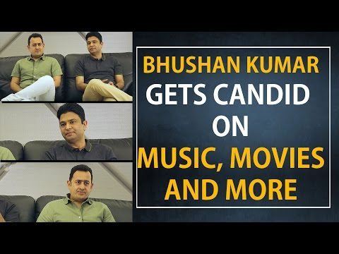 T-Series Chairman Bhushan Kumar gets candid on music, movies & more!