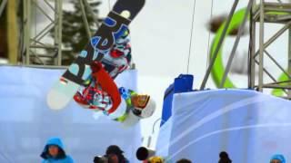 Хафпайп сноуборд с СОЧИ 2014