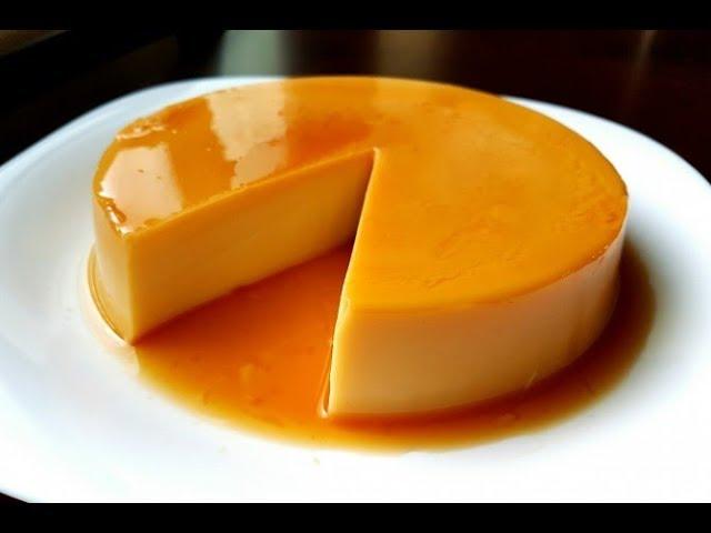 Caramel Bread Pudding Recipe Puding Roti Karamel Youtube