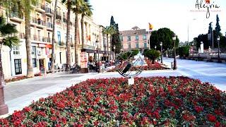 Мурсия, Испания (рядом с г. Торревьеха)(http://www.alegria-realestate.com Мурсия в Испании - это большой город рядом с Торревьехой, но ни чуть не похожий на Торревь..., 2015-01-15T17:35:32.000Z)