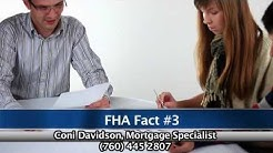 40 Facts About FHA Loans - California FHA Lender