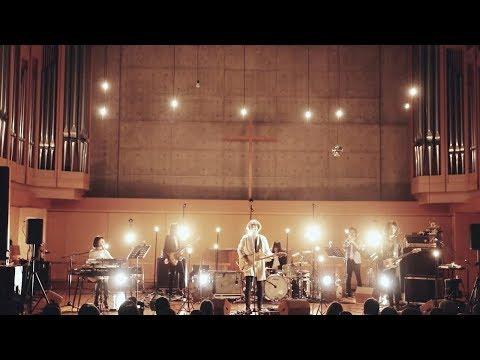 """▲THE NOVEMBERS「Hallelujah」 from """"ROSES"""" Live at Shinagawa GLORIA CHAPEL 2017.8.25▲"""