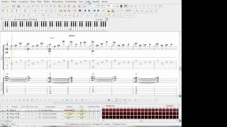 Amagami SS - OST - 27 - The heartbeat you never know - Guitar Pro + MIDI