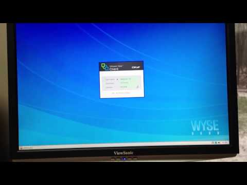Dell Wyse D10DP (5010) Setup - Wyse ThinOS PCoIP Zero Client for VMware View