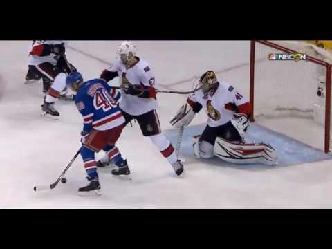 7f2a9671032 Ottawa Senators Vs New York Rangers Game 3 2017 Playoffs - YouTube