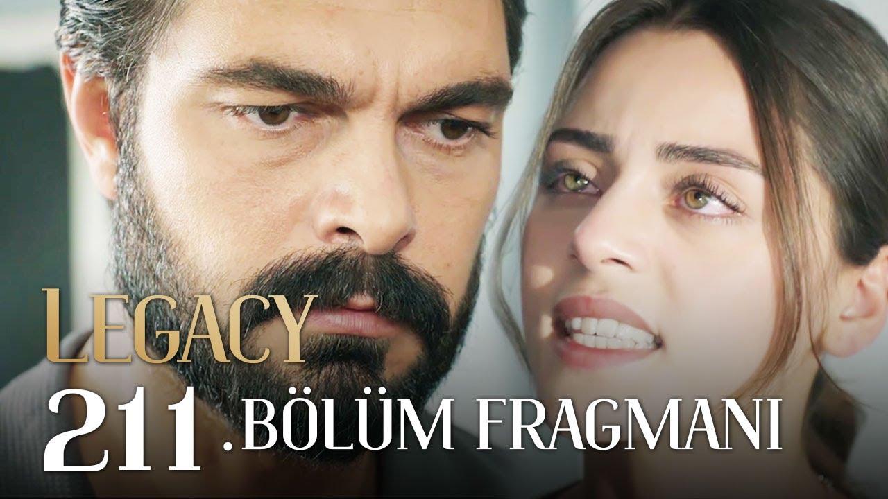 Emanet 211. Bölüm Fragmanı | Legacy Episode 211 Promo