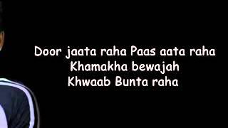 Tune Jo Na Kaha  Karaoke