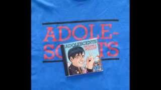 Adolescents - In This Town Everything Is Wonderful