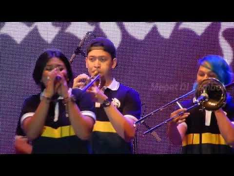 Souljah - Bilang I Love You   At Gambir Expo Kemayoran