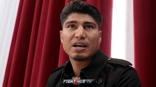 "MIKEY GARCIA ""I DIDNT DUCK OR TAKE EASY FIGHTS! I FOUGHT THE CHAMPIONS IN THEIR PRIME!"""