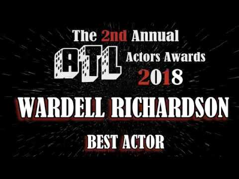 ATL ACTORS AWARDS 2018  Honoree-WARDELL RICHARDSON