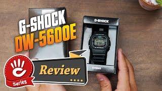 G-Shock Reviews #20 | Đồng Hồ Casio G-Shock DW-5600E VS Xe Tải 25 Tấn