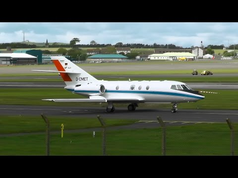 Plane Spotting at Glasgow Prestwick Airport | 29/05/15