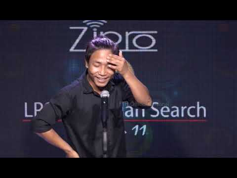 zipro comedian search 2018 first round hit zual
