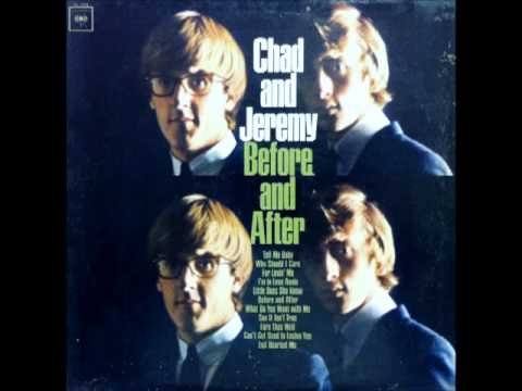 Chad & Jeremy - Can't Get Used To Losing You from Mono 1965 Columbia LP Record.