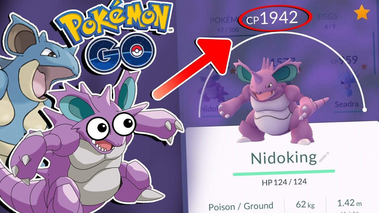 pokemon gold how to get nidorino