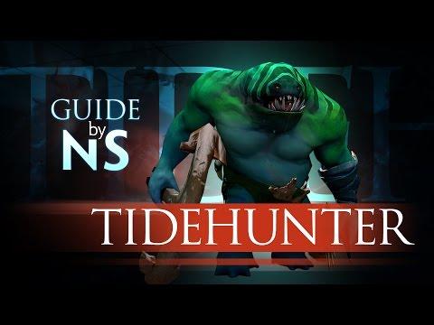 видео: Гайд на tidehunter / tidehunter guide