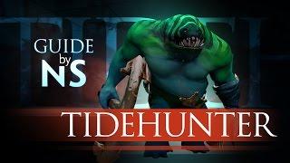 Гайд на TideHunter TideHunter Guide