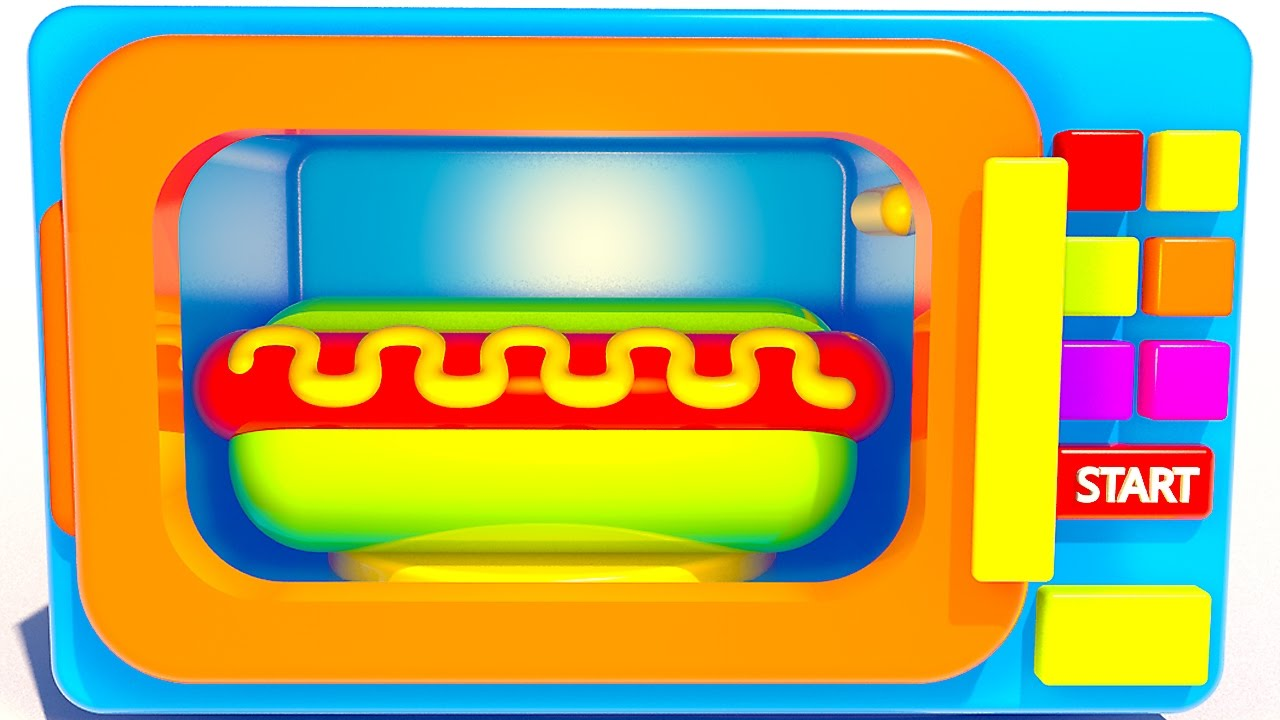 how to make hot dogs in microwave