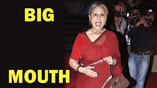 Jaya Bahchan - Big Mouth of the week - PAGE3
