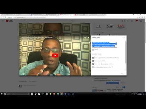 How to create video capture pages -Marlon O Bennett