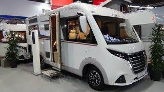 2018 LMC Explorer Comfort I 615 - Fiat - Exterior and Interior - Caravan Show CMT Stuttgart 2018