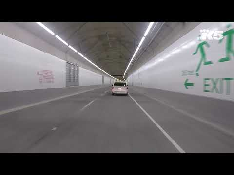 The Wake Up Show - See GoPro footage of a recent test drive THRU the new tunnel!