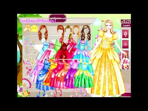 Play Free Online Barbie Princess Games - Barbie Games