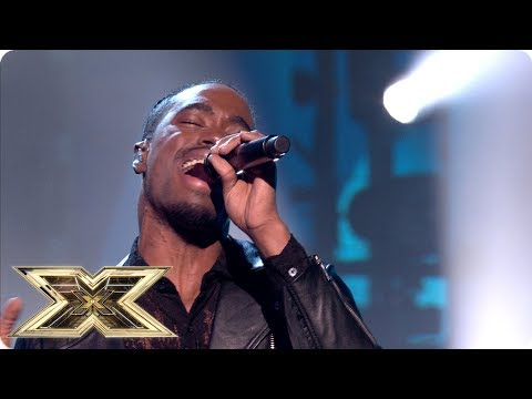 Dalton Harris sings Clown | Live Shows Week 6 | X Factor UK 2018