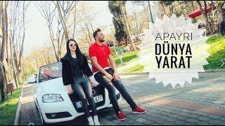 By Hükümsüz ft. F.S.O - Apayrı Dünya Yarat ( Official  ) Resimi
