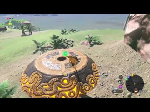 Eventide Island (Shrine Korgu Chideh) | The Legend of Zelda: Breath of the Wild