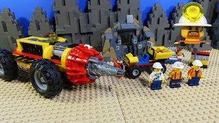 LEGO Mining Heavy Driller 60186
