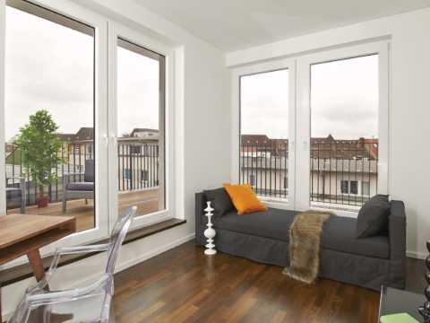 Spektakuläres Penthouse Mit Weitblick In Hamburg-Altona