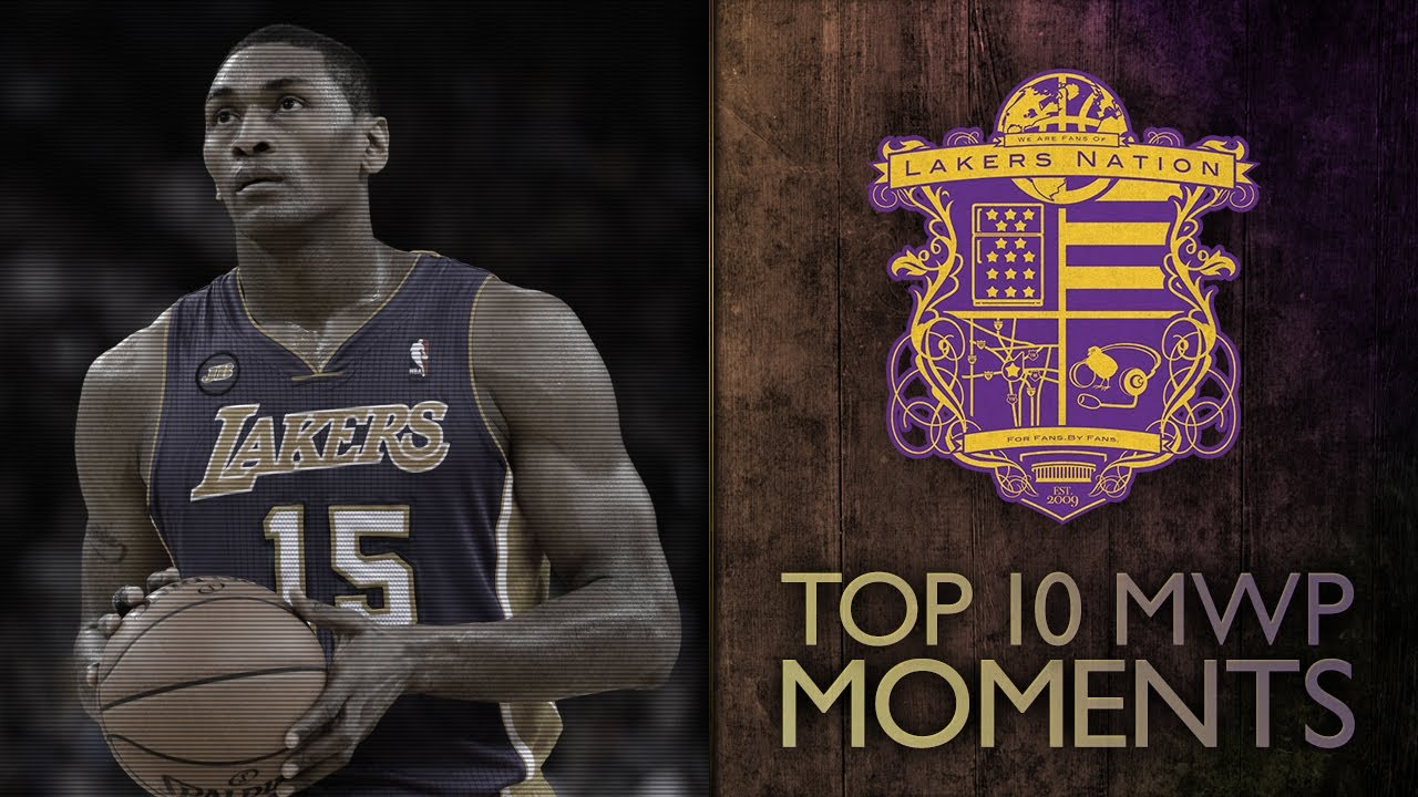 67f00f175a0 Lakers Nation Best Of  Metta World Peace Top 10 Moments - YouTube