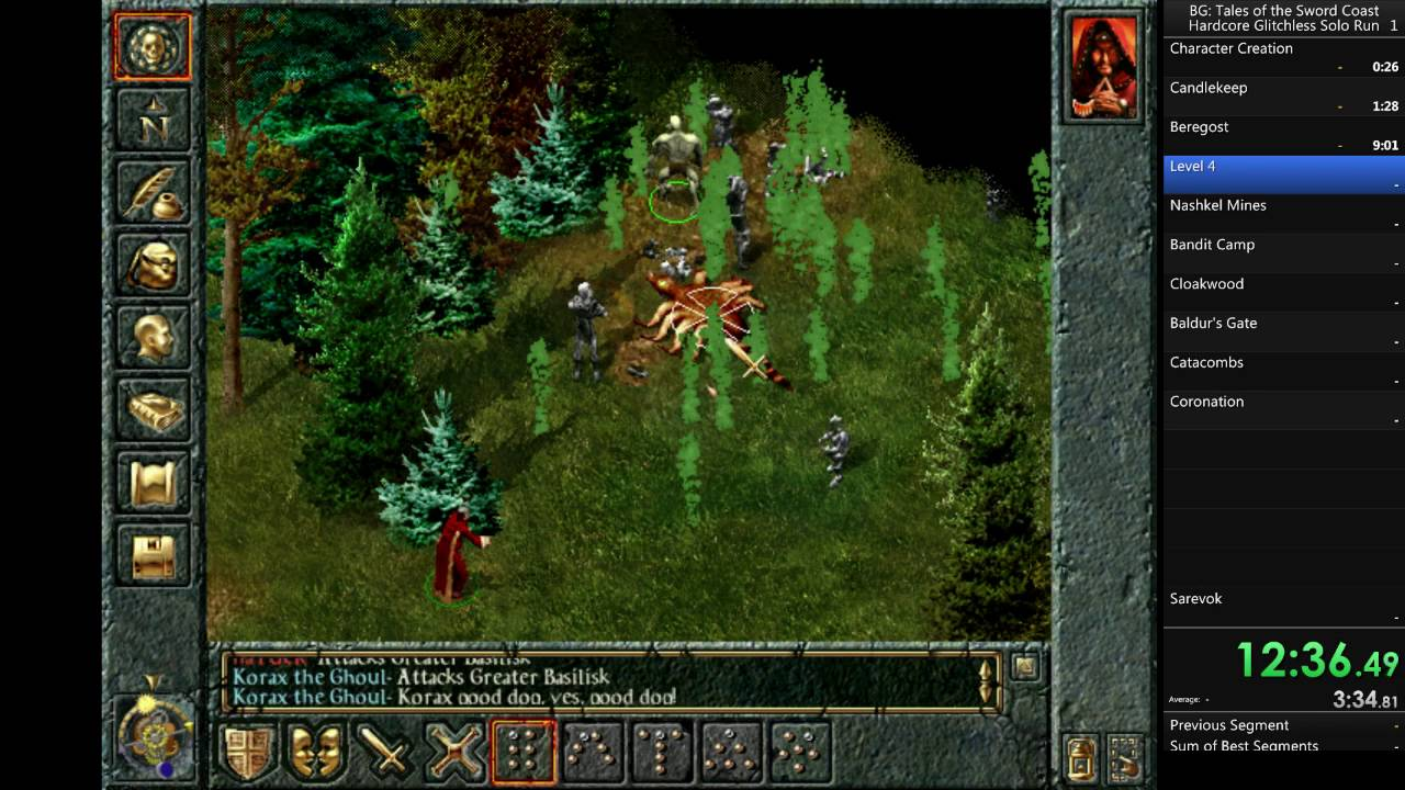 Baldur S Gate Tales Of The Sword Coast Original Saga Hardcore