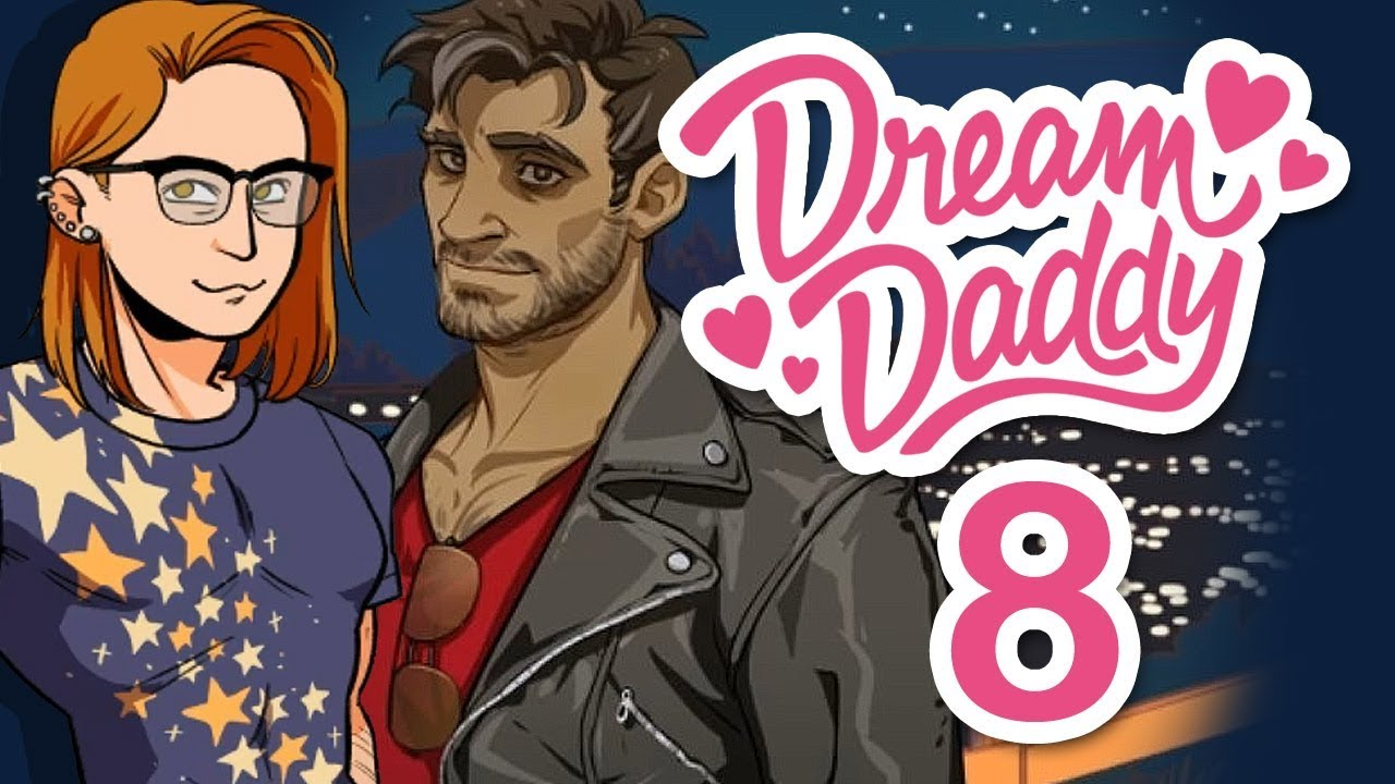 Dream Daddy - SECOND DATE WITH ROBERT ~Knife Dad 2/3
