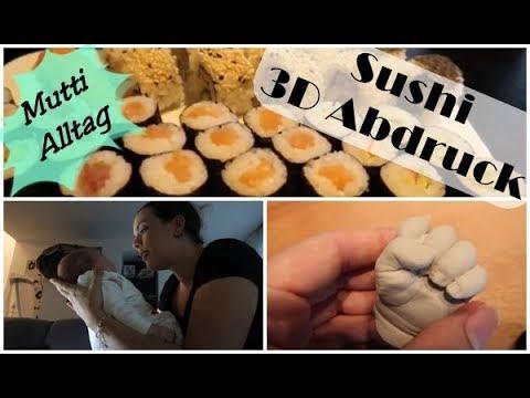 Sushi/Die letzte Woche mit Papa/Mel´s Kanal