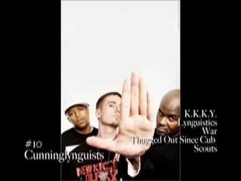 My Top 20 Underground Hip Hop Artists/Groups