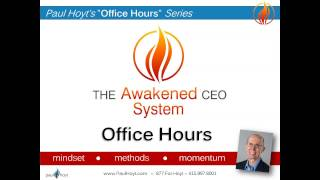 Get Clear, Stay Focused, and Grow Faster with Live Group Coaching (Office Hours 156)