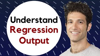 Regression III: Understanding regression output
