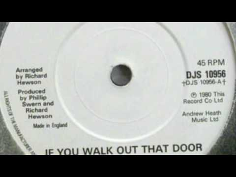 Steve Jerome - If You Walk Out That Door