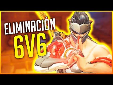 OVERWATCH: EL NUEVO MODO DE ARCADE, ELIMINACION 6v6   Makina