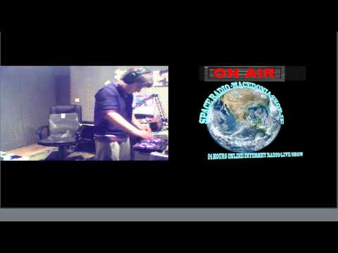Dj Aleks Live Mix House music 2016 compilation 8 Space Radio Macedonia Skopje