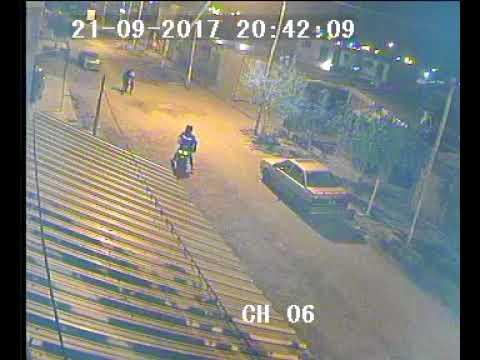 MOTOCHORROS SAN JUAN POCITO ARGENTINA Camara de Seguridad CYBER NOXX