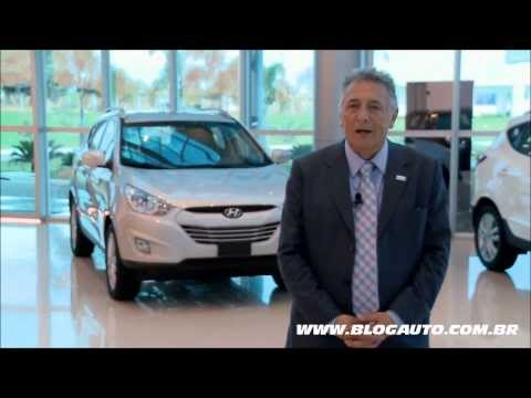 Hyundai ix35 2014 Apresenta o Nacional BlogAuto