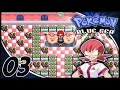 Hacks Roms - Pokémon Blue Sea #3 - ¡Blanca nos persigue en Kanto!