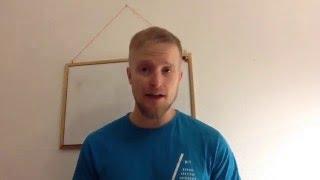 Учим норвежские слова 1 (1-10)